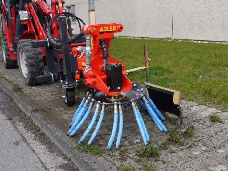 ADLER Arbeitsmaschinen - ADLER Heater Flexi